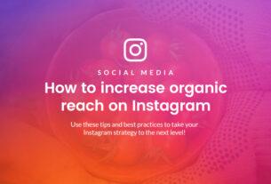 Organic Reach on Instagram